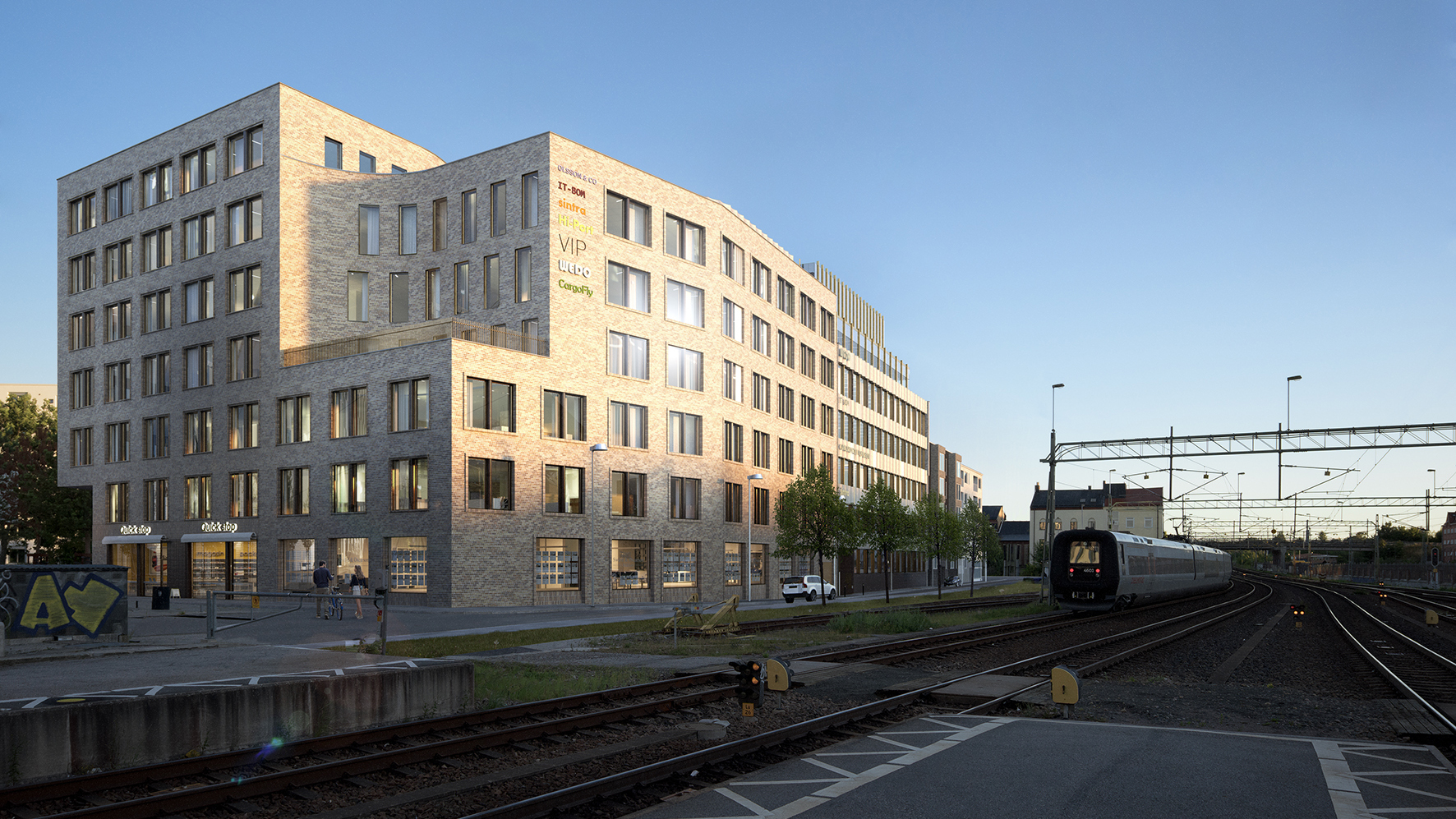 Leendecentralen i Lund